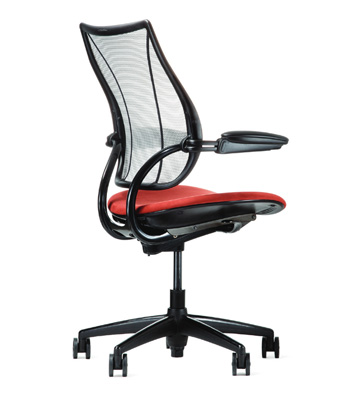 Photo of the Humanscale Liberty task chair  sc 1 st  Review of the Herman Miller Embody chair & Review of the Humanscale Liberty chair « Hope This Helps