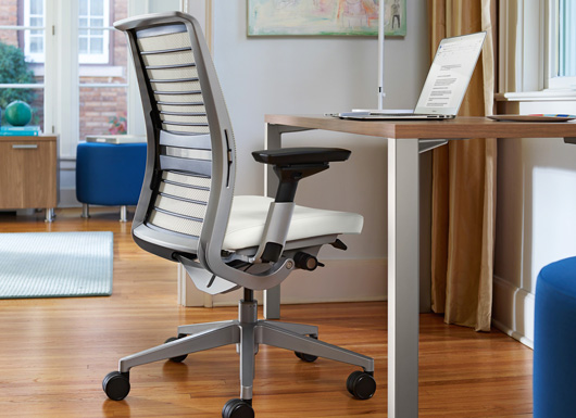 Photo of the Steelcase Think chair