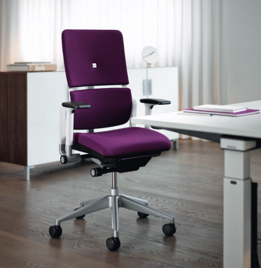 Photo of the Steelcase Please chair