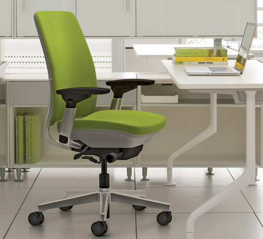 Photo of the Steelcase Amia chair