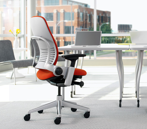 Review of the Steelcase Leap (v2) chair « Hope This Helps
